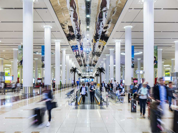 Dubai transit rule change means connecting tourists can leave airport