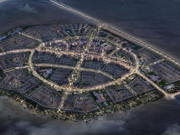 Mega Dhs10 billion community being built on the Dubai border