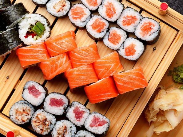 Unlimited sushi deal at Fairmont Dubai's Café Sushi