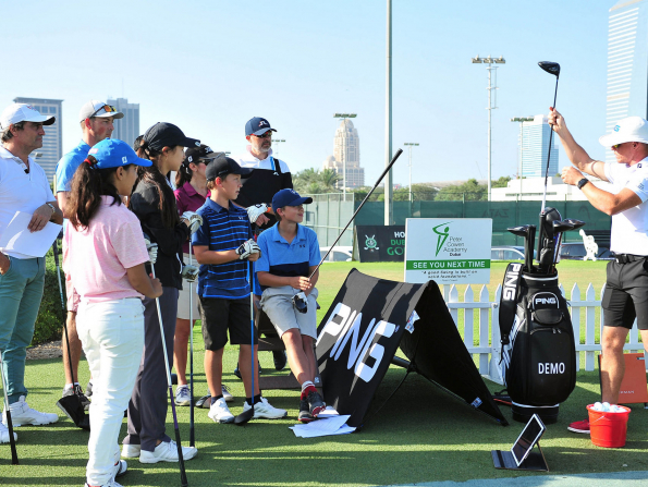 Keep the kids fit with PGA Professional Golf