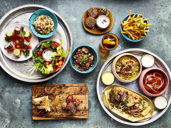 Get 11 courses for just Dhs129 at Dubai's SIKKA Café