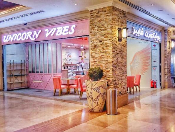 Dubai's unicorn café now open in Wasl Vita Mall