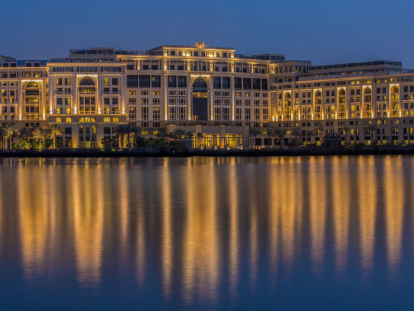 'Stay, cruise and golf' at Palazzo Versace this summer