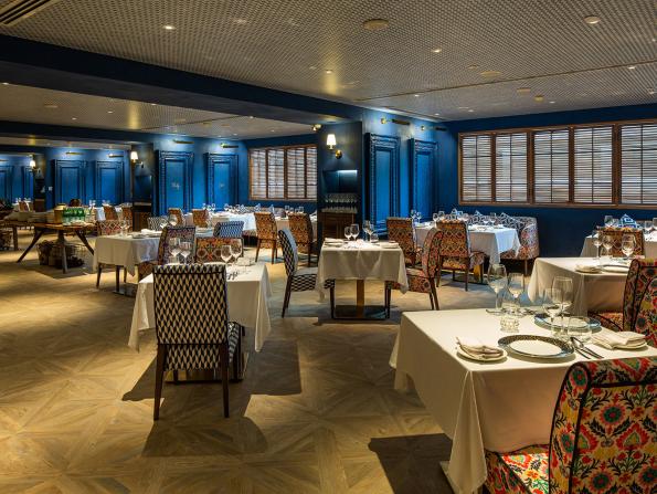 Award-winning Indian restaurant Trèsind reopens