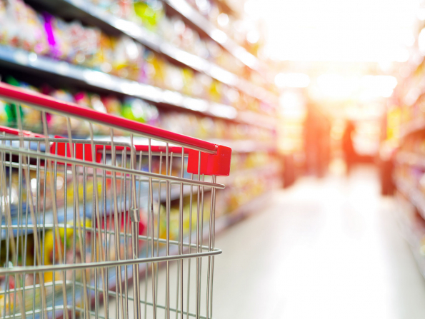 Get your online grocery shop for 20 percent off