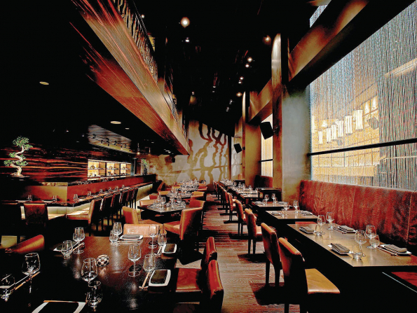 Stay at The H Dubai and get Dhs600 to spend at Japanese restaurant OKKU
