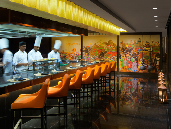 Enjoy unlimited Indian street food for just Dhs99