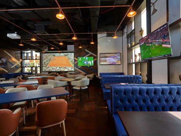 Top 26 spots to watch the Premier League in Dubai