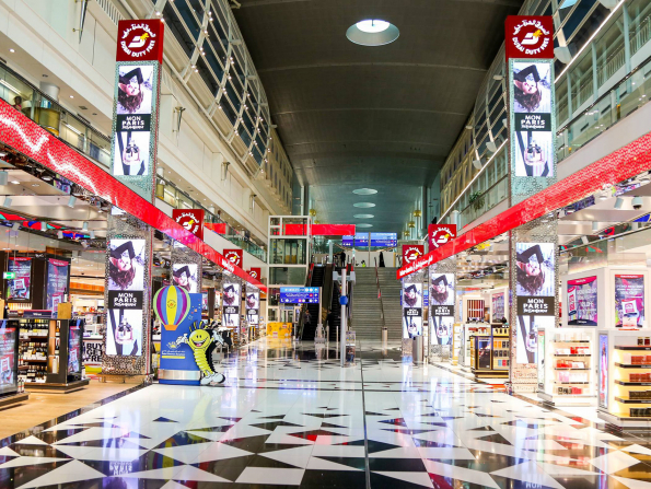 Save 20% at Dubai Duty Free this Eid