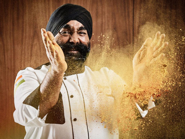 Chef Sweety Singh offering traditional Indian feast in Dubai