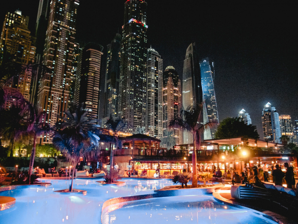 New Thursday night pool parties coming to Barasti