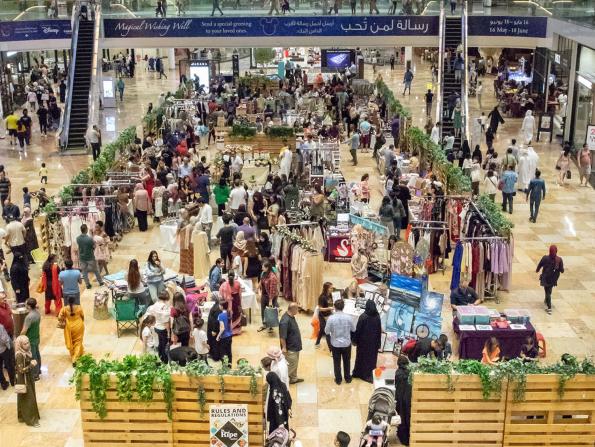 Ripe Market hosts pop-up at Dubai Festival City Mall