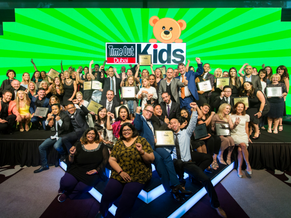 Nominees revealed for Time Out Dubai Kids Awards 2018