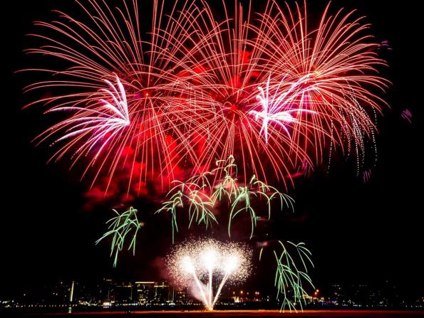 Where to watch Eid fireworks in Dubai tonight