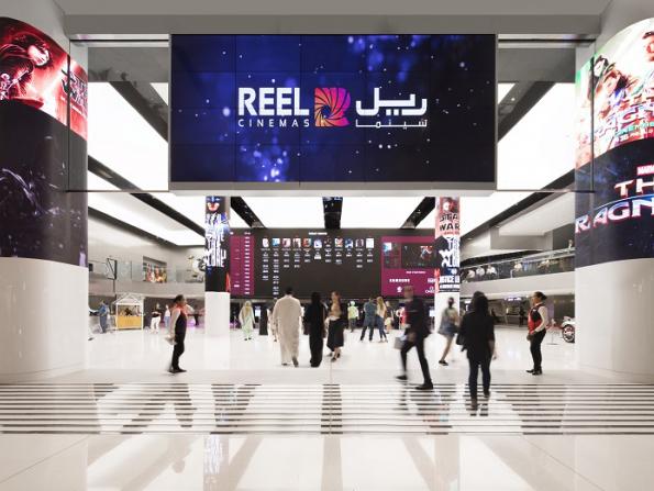 Watch Conor McGregor vs Khabib Nurmagomedov live at Reel Cinemas