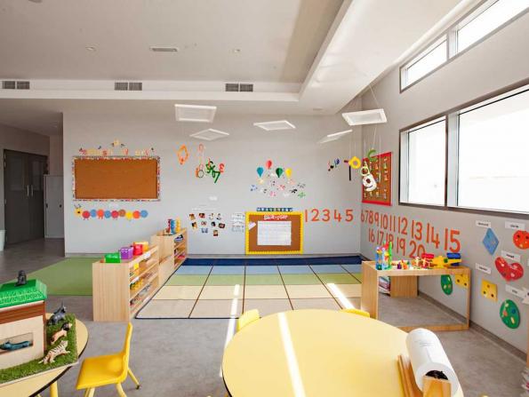 Montessori nursery opens