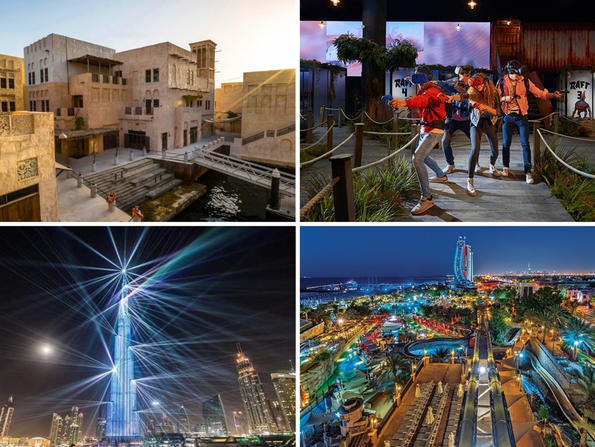 21 things to do in Dubai – from beaches to attractions and more
