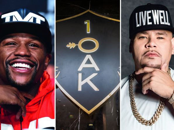 Floyd Mayweather and Fat Joe coming to 1OAK