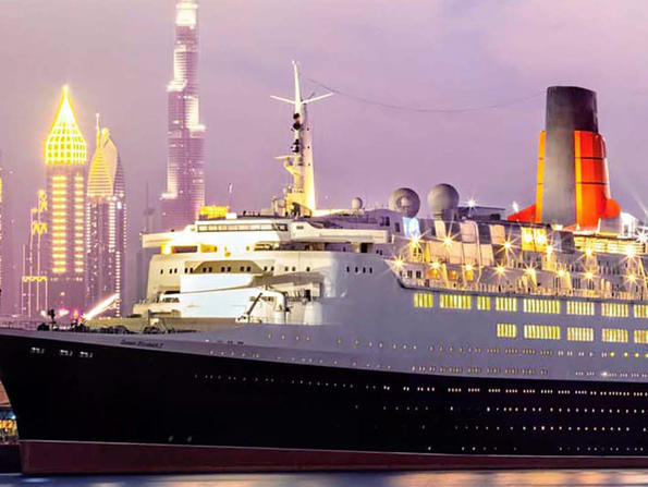Celebrate Dubai Christmas on the QE2 with special offers