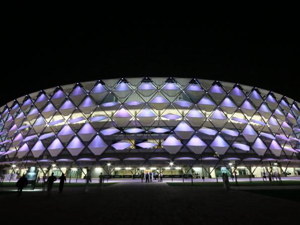Hazza bin Zayed Stadium: Where is the UAE v Australia Asian Cup 2019 game?