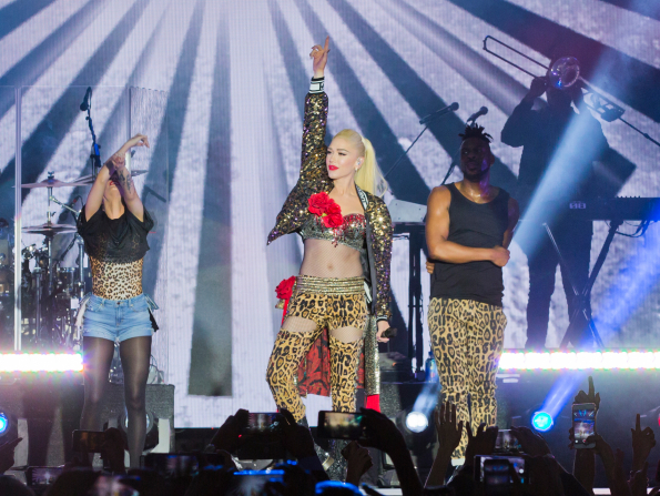 Dubai World Cup 2019: Gwen Stefani performs live