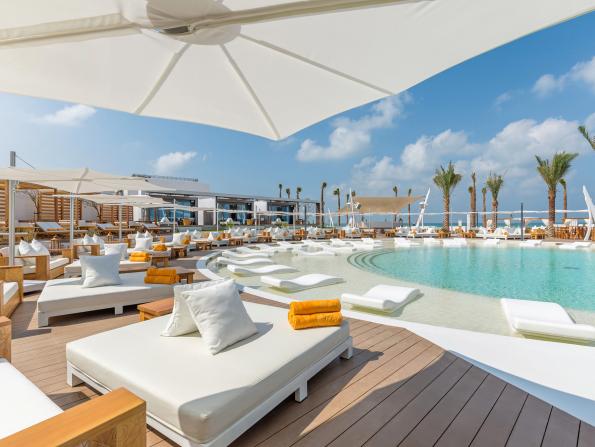 Dubai's Best Beach Clubs 2019