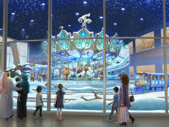 The world's largest snow park is coming to Reem Island Abu Dhabi