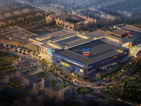 Massive new mall to open in Dubai in December 2019