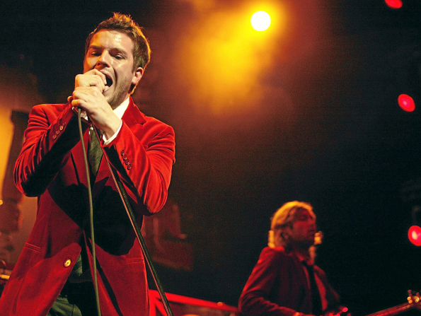 The Killers to play gig at the Abu Dhabi F1 2019