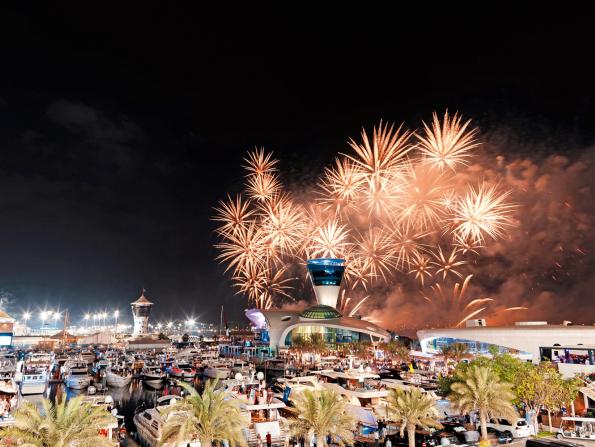 Three nights of Eid al-Adha fireworks coming to Abu Dhabi's Yas Marina