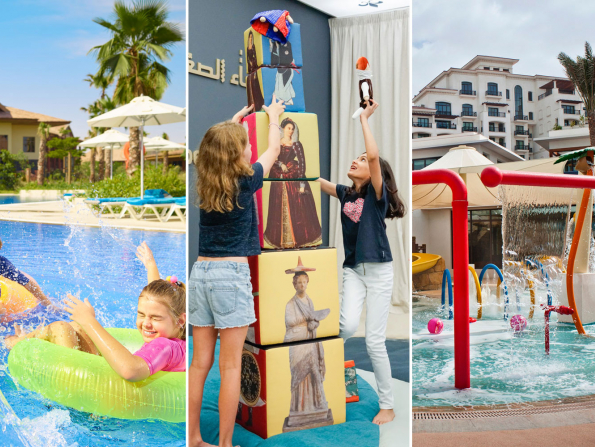 11 family-friendly things to do this August in the UAE