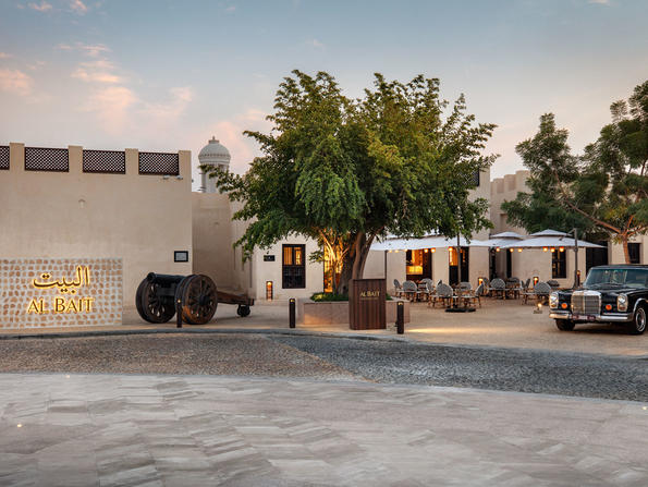 You can now get 40 percent off a hotel stay at Al Bait Sharjah