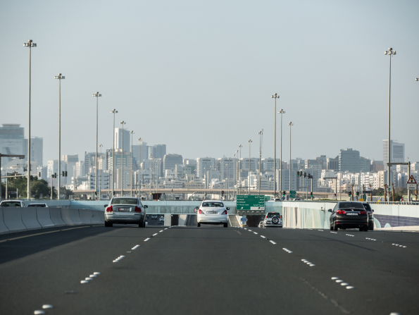 One week to go until Abu Dhabi road tolls go live