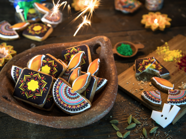 Diwali 2019 in Dubai: how to get free Rangoli cookies