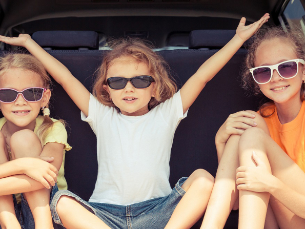 Five tips for stress-free family travel this half term