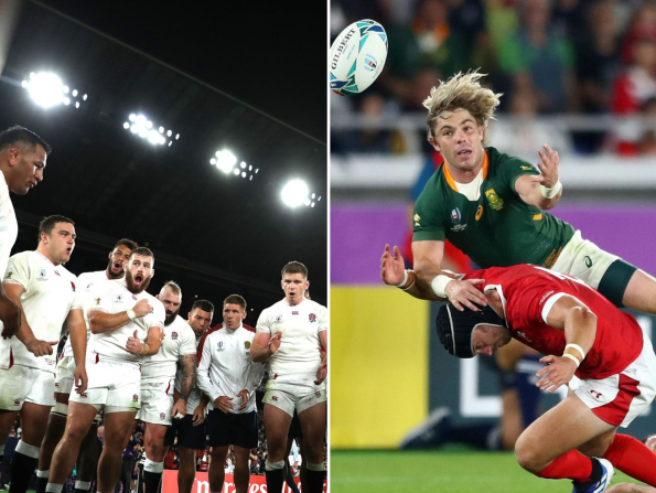 Rugby World Cup 2019 Final in Dubai: What time is it? Where can I watch it? Who's playing?