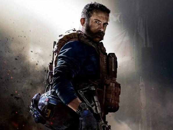 Call of Duty: Modern Warfare out in Dubai