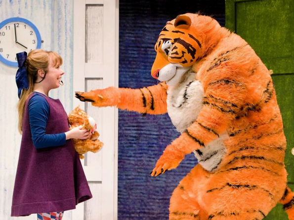 The Tiger Who Came to Tea is coming to the UAE