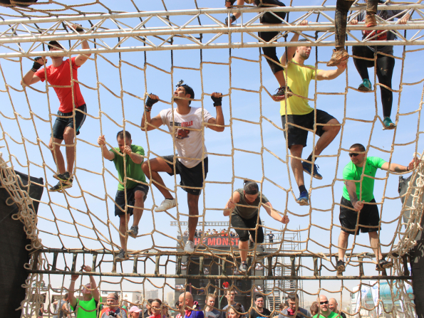 Dubai's Desert Warrior Challenge to return to Al Qudra Lakes in 2020