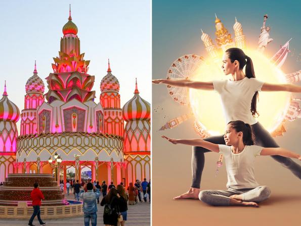 Dubai Fitness Challenge 2019: Global Village hosting free yoga