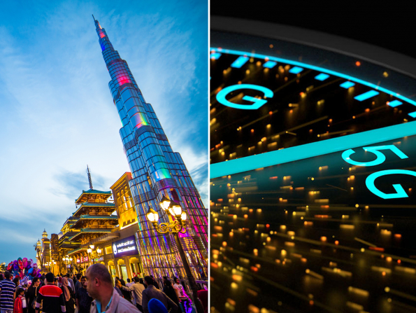 Global Village to be 'World's First 5G-Powered Entertainment Destination'