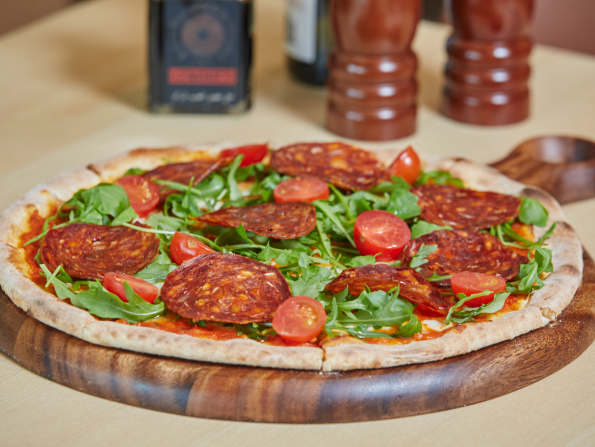 You can now get unlimited pizza and pasta at Carluccio's in the UAE