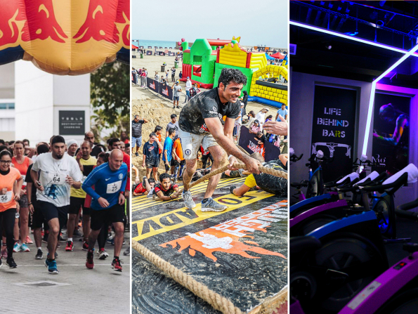 Dubai Fitness Challenge 2019: all the events of the final weekend