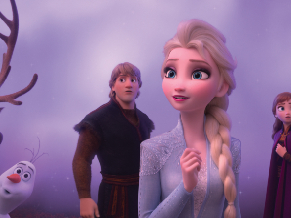 Roxy Cinemas is hosting Frozen II fun activities for Disney fans