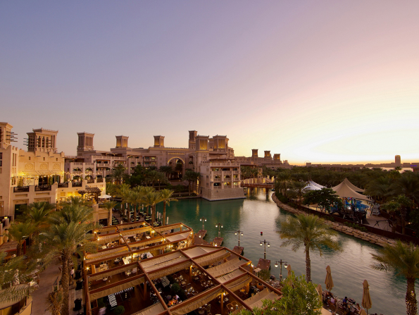 Souk Madinat Jumeirah opens brand-new 'Souk Boardwalk'