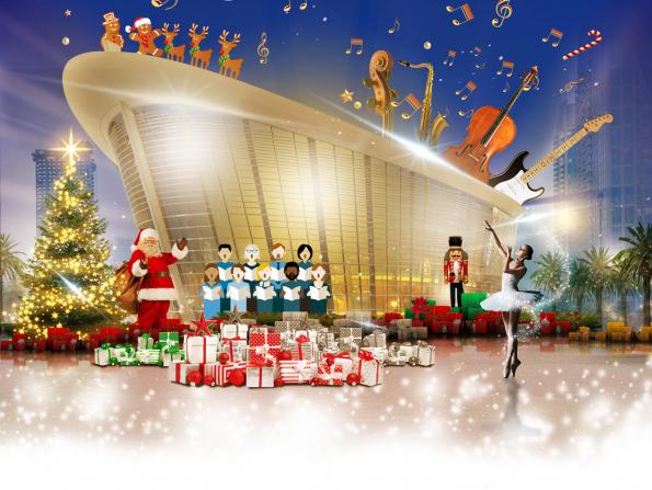 Christmas at Dubai Opera
