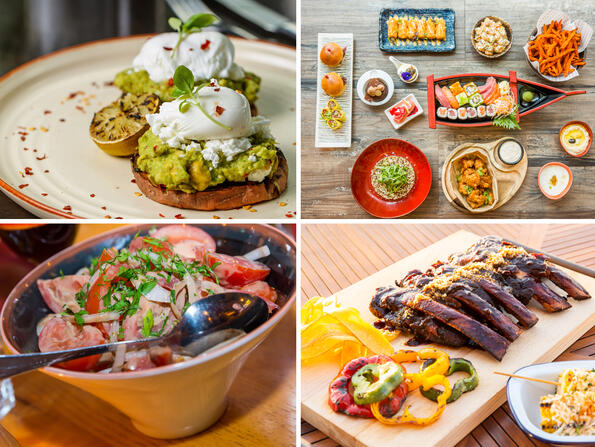 Sunday restaurant deals and offers in Dubai 2020