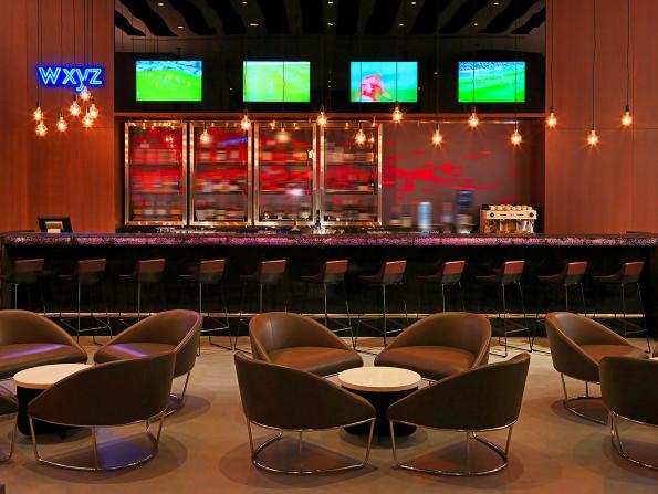 Get Dhs20 drinks at this funky Dubai bar