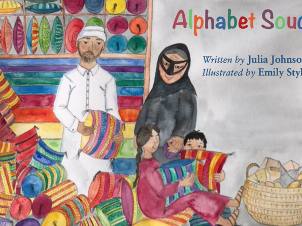 Emirates Festival of Literature 2020: A chat with local author Julia Johnson