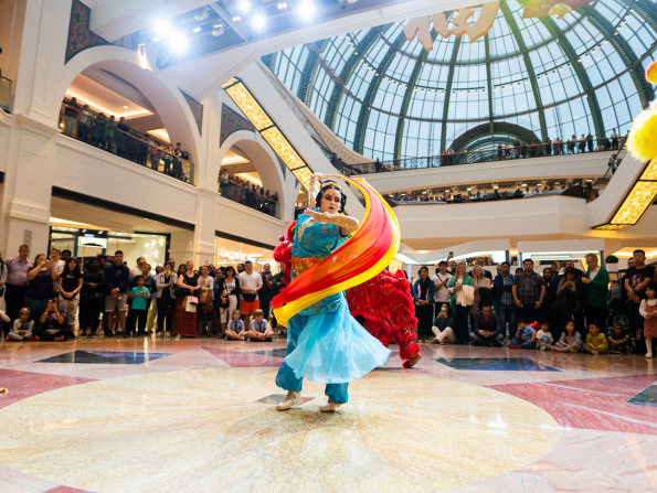 Mall of the Emirates throwing huge Chinese New Year celebrations